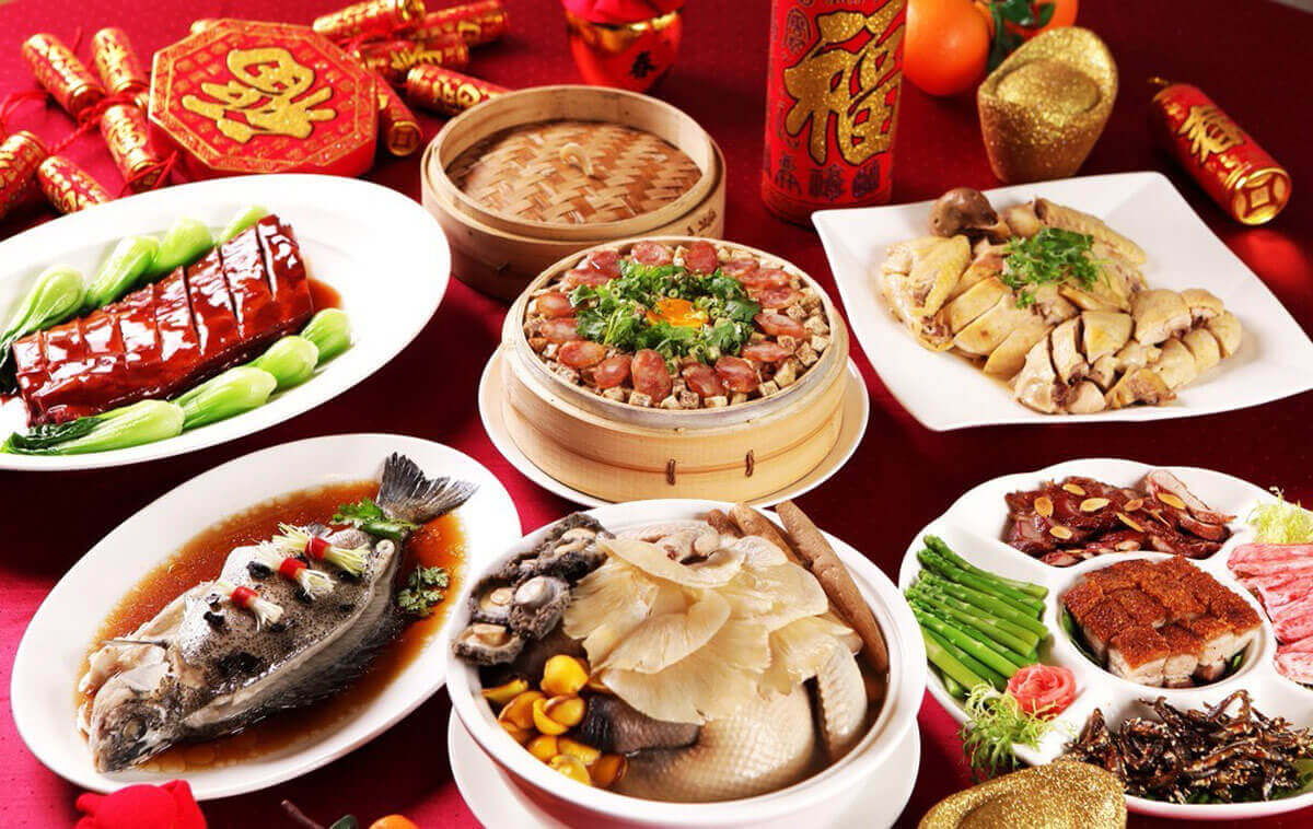 Singaporean's Favourite Chinese Cuisines Caterer Since 1978