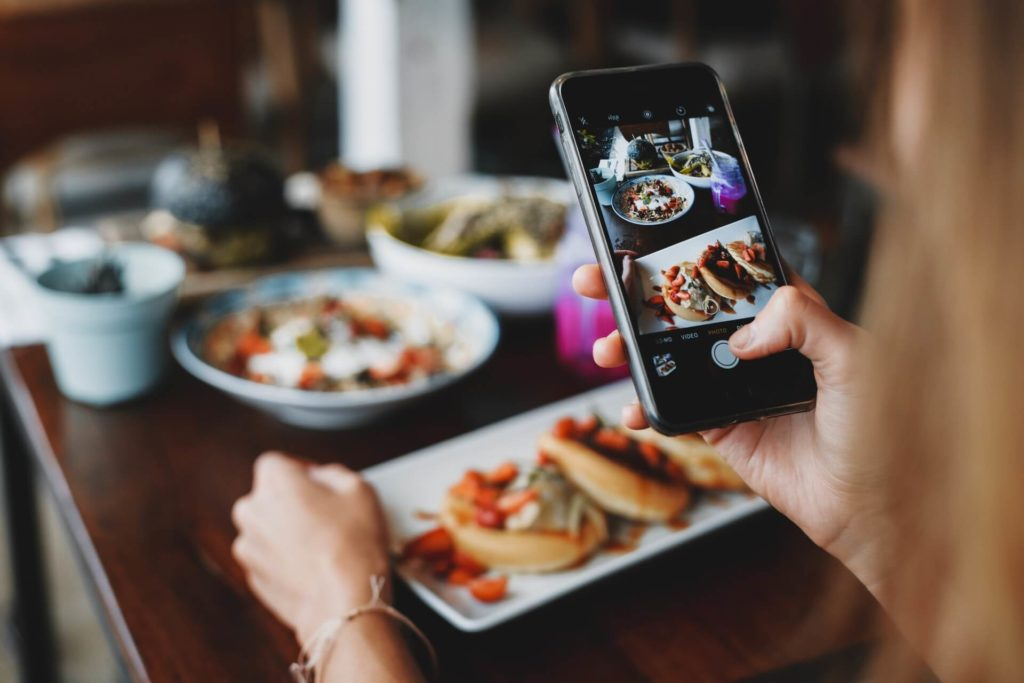food advertising email marketing