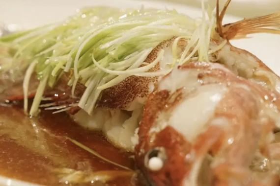 steamed-fish-with-abalone-mild-chilli-sea-sauce