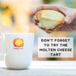 Found One Of The Best Bake Cheese Tart in Singapore
