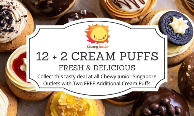 Baby Full Month Voucher With Chewy Junior Singapore Deal