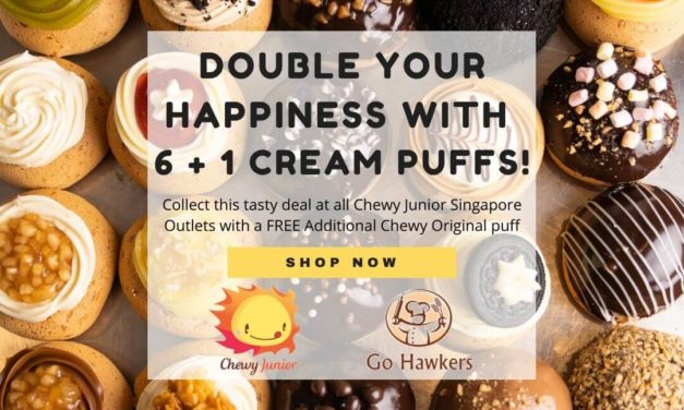 Chewy Junior Promotion